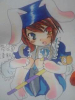 cherry catさん蒼星石