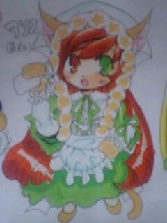 cherry catさん翠星石