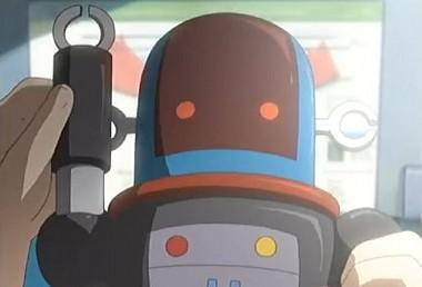 幻想世界のロボット