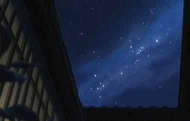 きれいな星空