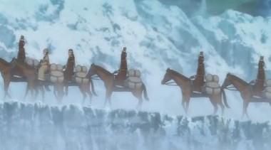 アルゴス 雪山の叫び