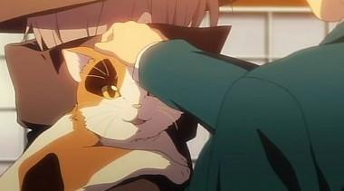 シャミセン 喋る猫