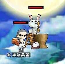 ウサギと一人の変態