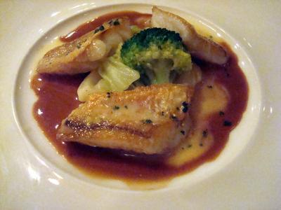 『本日のお魚料理』