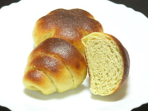 国産グルテン使用のすずさやかパン