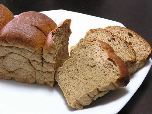 小麦ふすま食パン