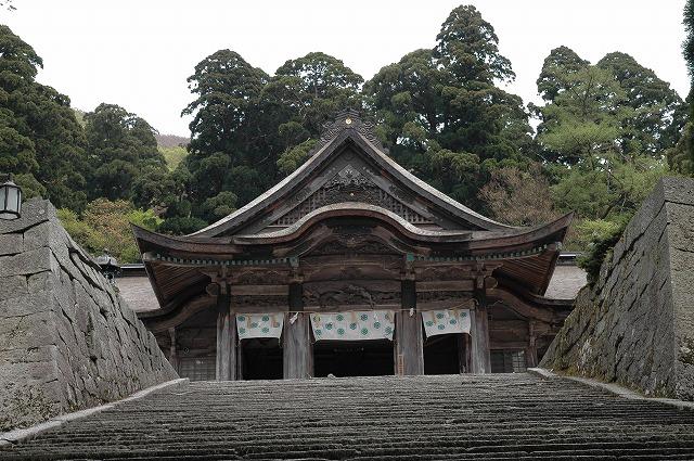 大山大神神社1