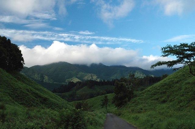 鳩ヶ原への道中風景1