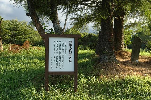 鳩ヶ原への道中風景2