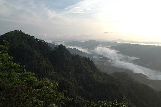 天神山の日の出10