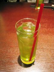 緑茶de乾杯