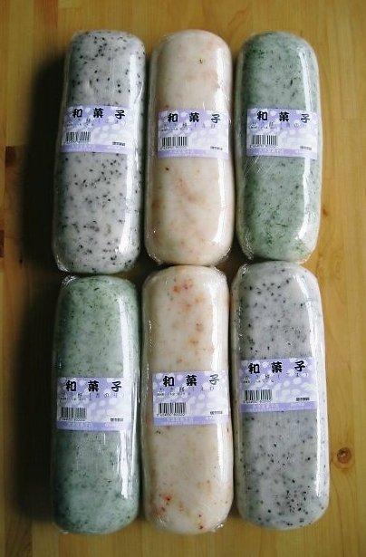 桜海老・青海苔・黒胡麻の3種類