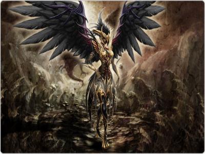 女性用黒天使