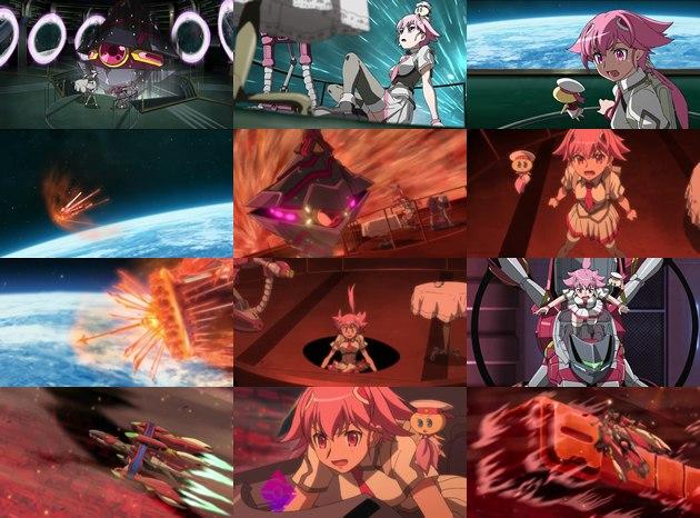 宇宙をかける少女 第1話