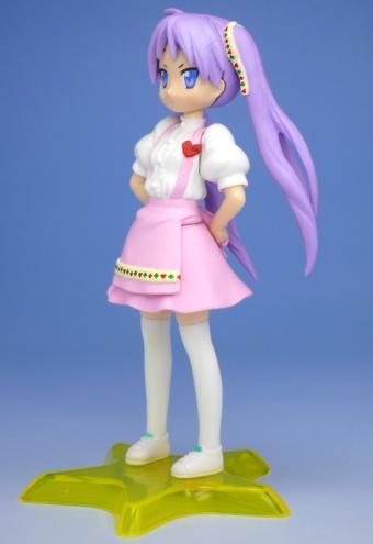 バンダイ フィギュアマイスター らき☆すた ご主人さま応援しますコレクション 柊かがみ(ウエイトレス服Ver.A)