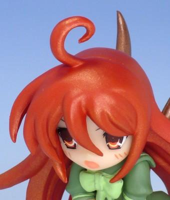キャラアニ ソリッドワークスコレクションにいてんご 灼眼のシャナII シャナ(紅蓮の双翼)