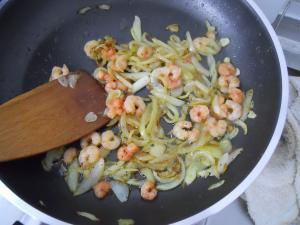 shrimpcooking