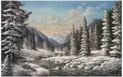 ヘルムート・グラッスル-シベリアの冬_convert_20110418203048
