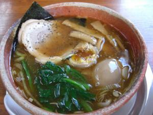 09062114あってりめん・あってり麺(しょうゆ) 700円
