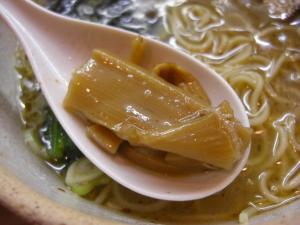 09070121あってりめん・あってり麺(しお) メンマアップ