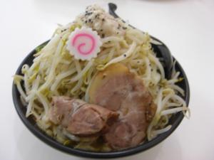 09071713成都・なると麺(全増し) 650円