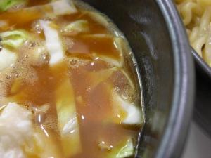 09071713成都・なるとつけめん(標準) スープアップ