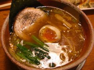 09072420あってりめん・あってり麺(しょうゆ) 700円