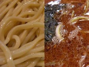 09080818○汁屋・つけ麺 麺アップスープアップ