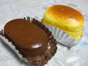 09081323村島製菓・上里ショコラ&上里チーズ