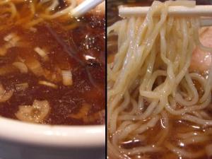 09082011だるま2号店・パートⅢ スープ&麺アップ
