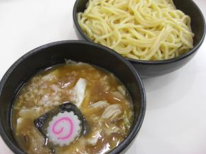 09090620成都・なるとつけ麺 700円