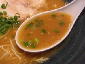 09091919秀虎・みそとんこつ スープアップ
