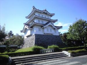 09101112忍城・本丸
