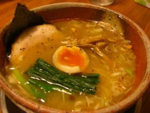 09110118あってりめん・あってり麺(しお) 700円