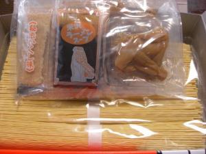 09111211米沢ラーメンお土産・セット内容