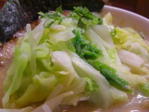 09123020あってりめん・12月限定 豚ニンニク たっぷり野菜