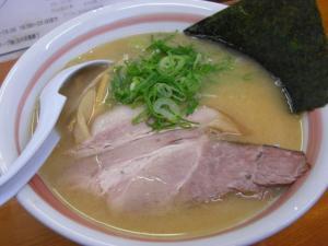 09123016ほた丸・塩ラーメン(コッテリ) 650円