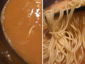 10010919秀虎・とんこつ スープ&麺アップ
