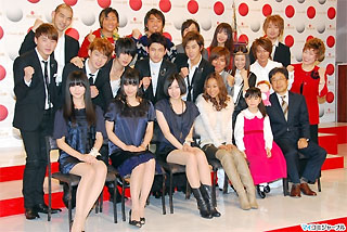 おめでとうPerfume、そして秋元さん!