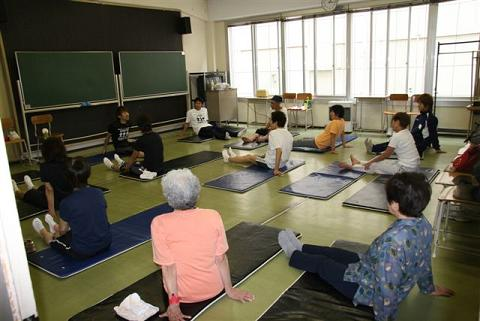 簡単健康教室2