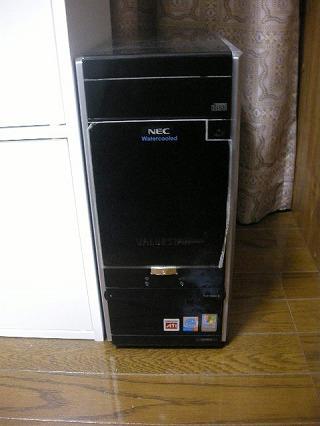 旧パソコン