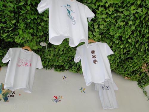 ボノボの森のTシャツ展