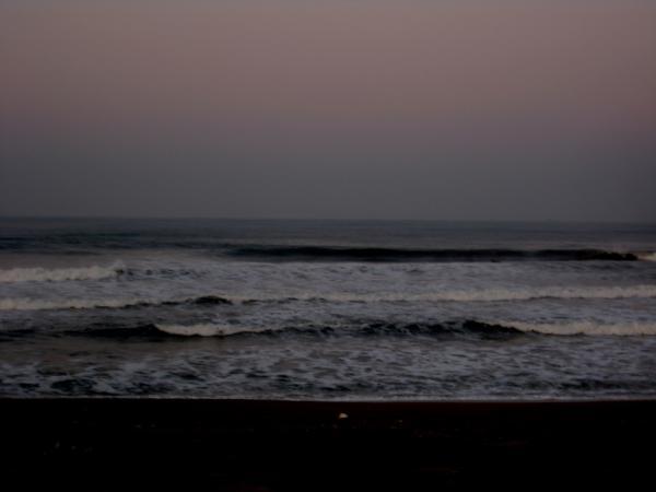 朝の大浜2
