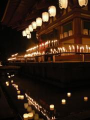 7.お燈明