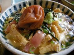 9.おぼろ豆腐膳