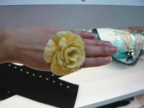 ソフィー 指輪