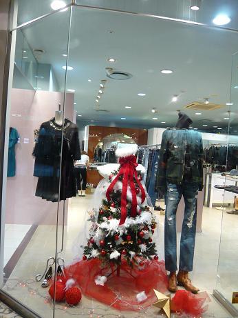 クリスマス DP