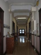 史料館の廊下