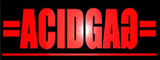 ACIDGAGホームページ