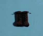 編み上げブーツ?